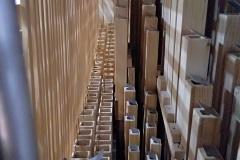 canne di legno
